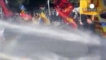 Manifestaciones en varias ciudades de Turquía por una educación laica