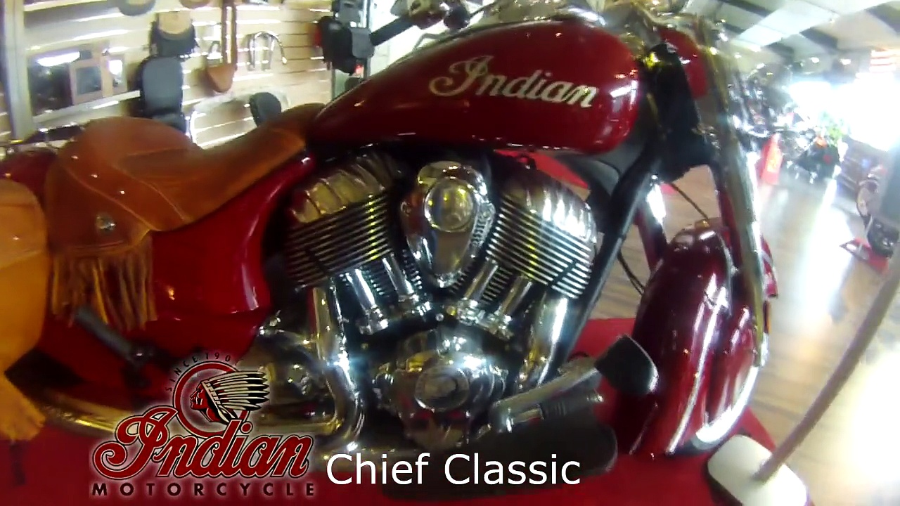 voyage chez Victory et Indian Motorcycles