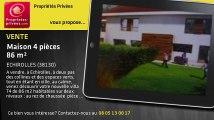 A vendre - maison - ECHIROLLES (38130) - 4 pièces - 86m²