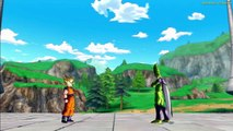 Dragon Ball Xenoverse - Let's Play #2 : Goku SSJ Vs cell forme parfaite (Prologue) | JAP