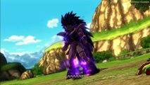 Dragon Ball Xenoverse - Let's Play #5 : Goku, Piccolo, Astrals Vs Raditz (Saga Saiyan) | JAP