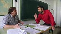 """TV3 - No serà fàcil - """"Tinc alumnes que s'han presentat l'últim dia de classe"""""""