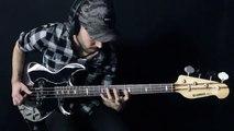 Thinking Out Loud - Ed Sheeran [Solo Bass Arrangement] Miki Santamaria