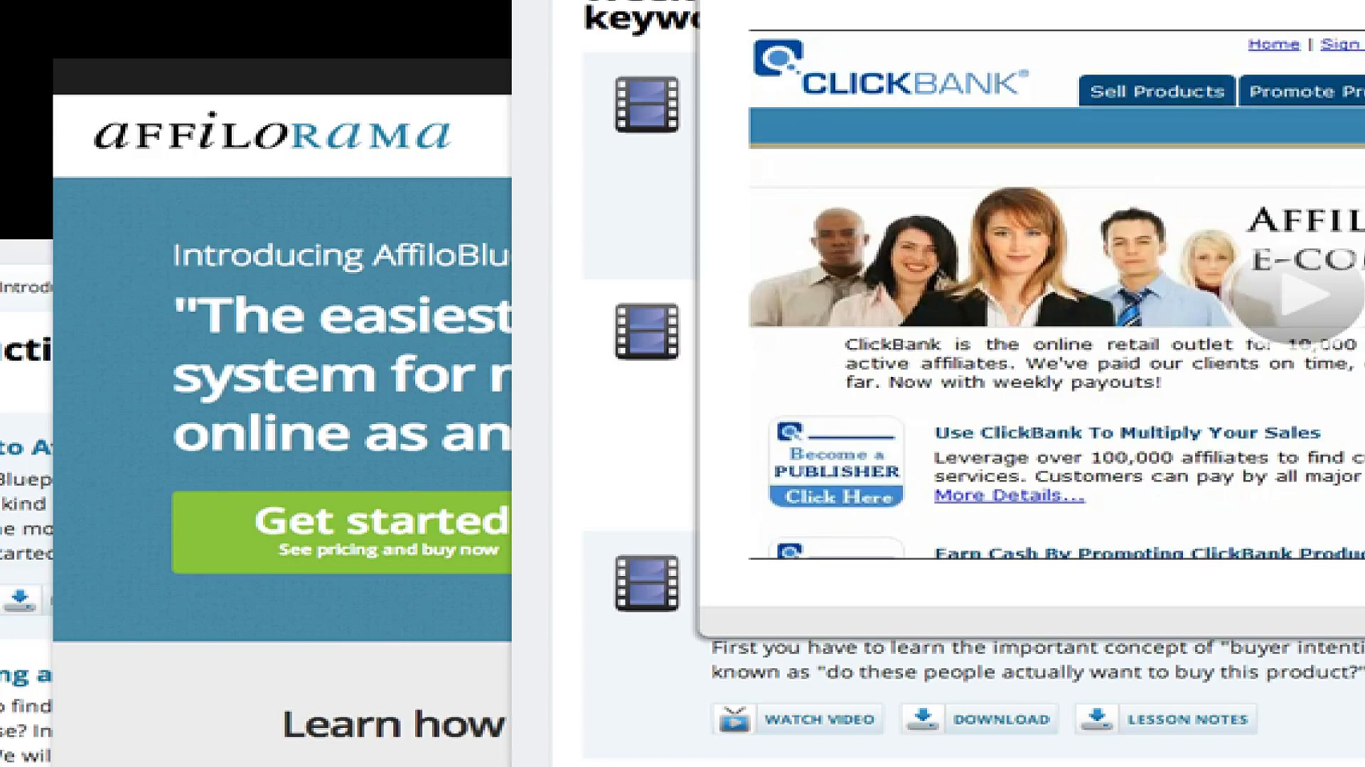 Affilorama Affiliate Marketing Software Review – Best Affiliate Marketing Training Program
