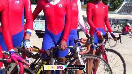 Aspiraciones cubanas para el campeonato de ciclismo de pista de Saint-Quentin-en-Yvelines, París