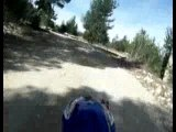 [Dirt Bike @ Rognes] Chemin forestier