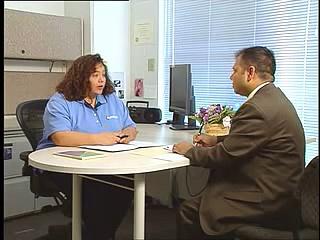 Help Desk Interview – ISEEK