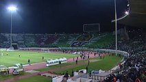 tifo raja contre les diables noirs champions leagues africaines [13-02-2015]‬ - YouTube