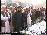 Dunya News - Hayatabad: 21 killed, dozens wounded as suicide explosions rock Imambargah