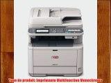 Oki MB471w Imprimante multifonction Monochrome 33 ppm Blanc