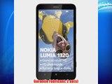 Nokia Lumia 1320 Smartphone d?bloqu? 4G (Ecran: 6 pouces - 8 Go - Windows Phone 8) Noir