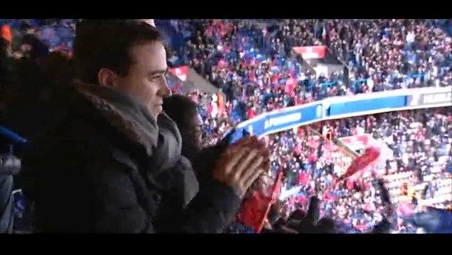 Goal Ibrahimović - Paris SG 1-0 Caen - 14-02-2015