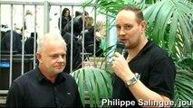 Philippe Salingue demi-finaliste de l'Open du Nord Pas de Calais