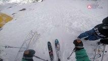 FWT15 GoPro Run - Hazel Josi Birnbaum (USA) in Vallnord-Arcallis, Andora