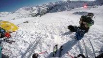 FWT15 GoPro Run - Jérémie Heitz (SUI) in Vallnord-Arcallis, Andora