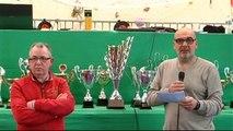 Open du Nord Pas de Calais 2015, remise des Coupes