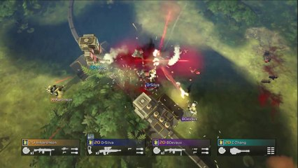 HELLDIVERS - Launch Trailer   PS4, PS3, PS Vita de Helldivers
