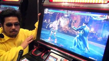 Tekken 7 ~ Lucky Chloe & Shaheen Off-screen Gameplay de Tekken 7