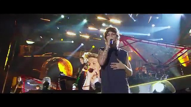 Where We Are- Live From San Siro Stadium DVD - What Makes You Beautiful Performance