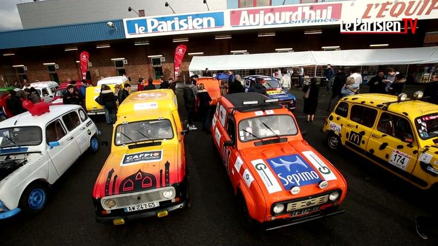 Le raid 4L Trophy parade au «Parisien»