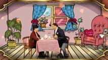 Beyaz Show - Kubat, Beyaz ve Hayko Cepkin'den Sevgililer Günü Sürprizi (13.02.2015)