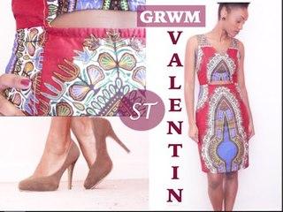 GRWM St Valentin !!