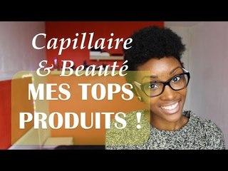 Mes Tops Produits capillaires et beauté