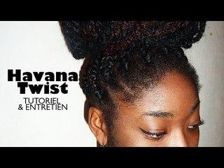 Havana Twist | Tutoriel coiffure et entretien