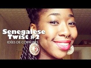 Senegalese Twist #2 I Idées de coiffures