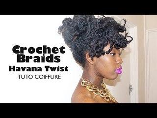 Crochet Braids - Havana Twist/Vanilles I Tuto Coiffure