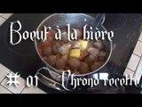 Bœuf à la bière - Cr.01 - Heavy Metal Cooking