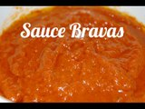 Recette sauce bravas (salsa bravas)
