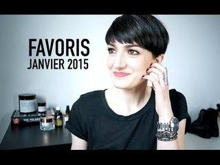 Favoris Janvier 2015 //