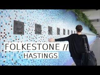 VLOG//  Folkestone, Hastings - Lexie Blush