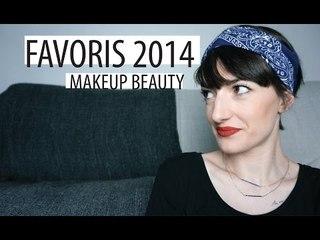 Mes Favoris 2014 // Makeup, Beauty