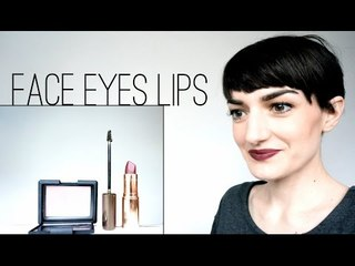 FACE EYES LIPS #3 // Charlotte Tilbury, Nars, L'Oreal