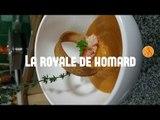 La royale de homard ***Entrée St Valentin***