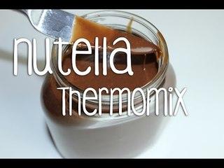Recette du Nutella au thermomix