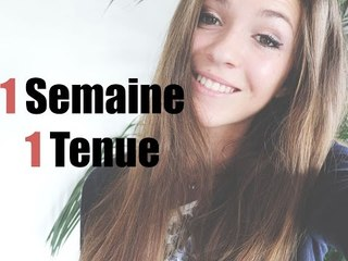 1 semaine 1 tenue !  OUTFIT N°1  | Fashioninyourdreams
