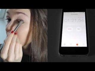 3min MAKEUP CHALLENGE ! | Fashioninyourdreams