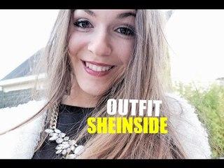 OUTFIT SHEINSIDE | Fashioninyourdreams