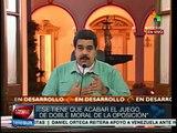 Presidente de Venezuela ofrece detalles sobre intentona golpista