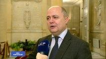 Loi Macron : Bruno Le Roux moque le départ de l'UMP