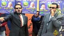 الجزيرة الوثائقية   سلسلة يوميات الثورة المصرية -1/20-اليوم الأول - 24 يناير 2011