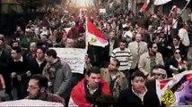 الجزيرة الوثائقية   سلسلة يوميات الثورة المصرية -9/20- اليوم التاسع - 1 فبراير 2011