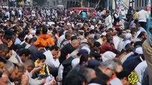 الجزيرة الوثائقية   سلسلة يوميات الثورة المصرية -12/20- اليوم الثاني عشر - 4 فبراير 2011
