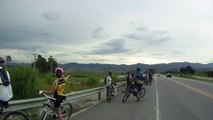 Mtb, 40 km, 34 bikers, Trilha da Cachoeira do Triângulo, Pinheirinho, Pedal com os Amigos, Taubike, Taubaté, SP, Brasil, 14 de fevereiro de 2015, (13)