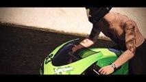 GTA 5 : Cascades de FOU en moto !