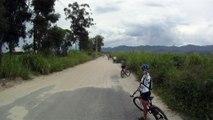 Mtb, 40 km, 34 bikers, Trilha da Cachoeira do Triângulo, Pinheirinho, Pedal com os Amigos, Taubike, Taubaté, SP, Brasil, 14 de fevereiro de 2015, (32)