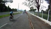 Mtb, 40 km, 34 bikers, Trilha da Cachoeira do Triângulo, Pinheirinho, Pedal com os Amigos, Taubike, Taubaté, SP, Brasil, 14 de fevereiro de 2015, (41)